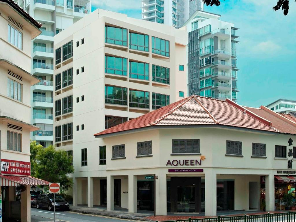 More about Aqueen Hotel Balestier