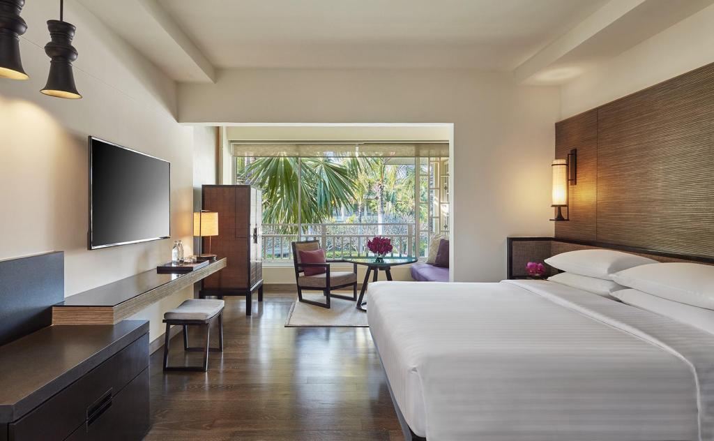 Club King - Bed Hyatt Regency Hua Hin Hotel