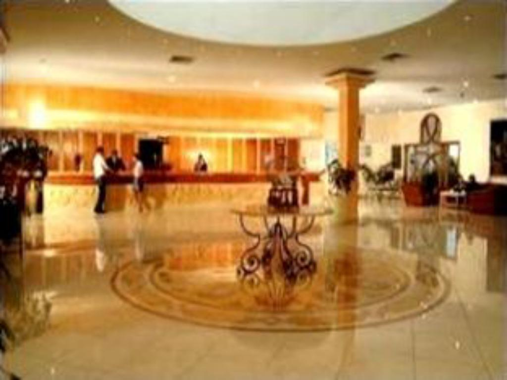 Lobby Houda Golf Beach Resort