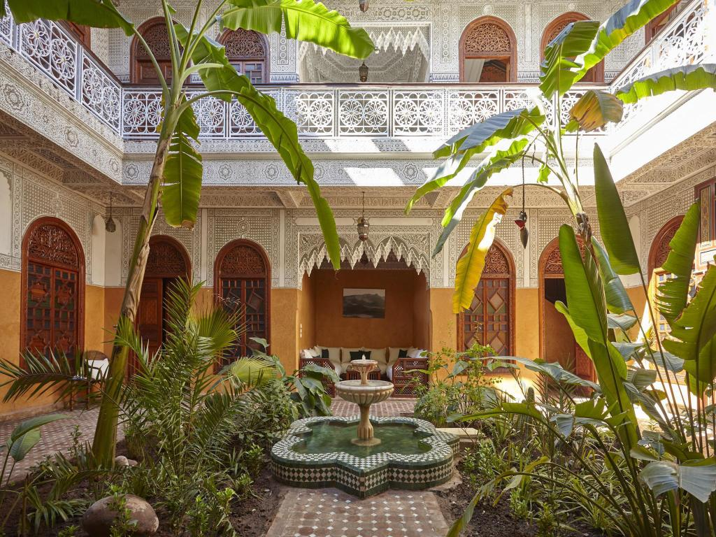 Riad Jardin Secret, Marrakesch - agoda.com