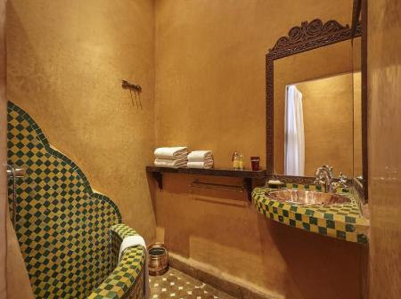Bathroom Riad Jardin Secret