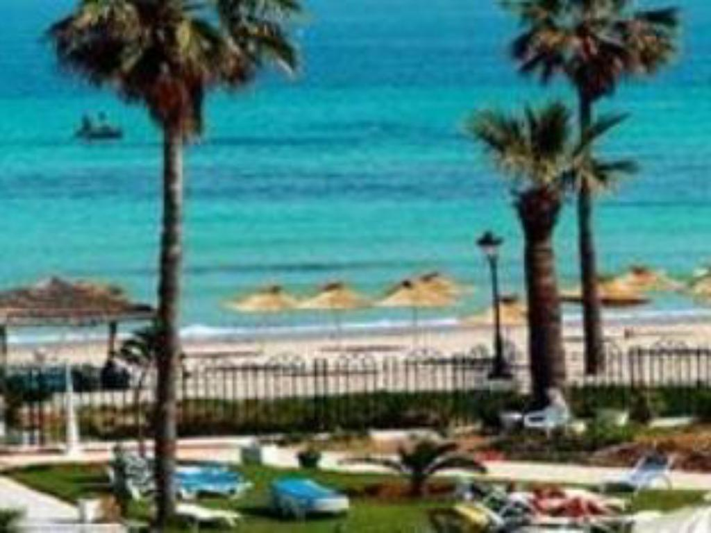 Beach Sousse Palace