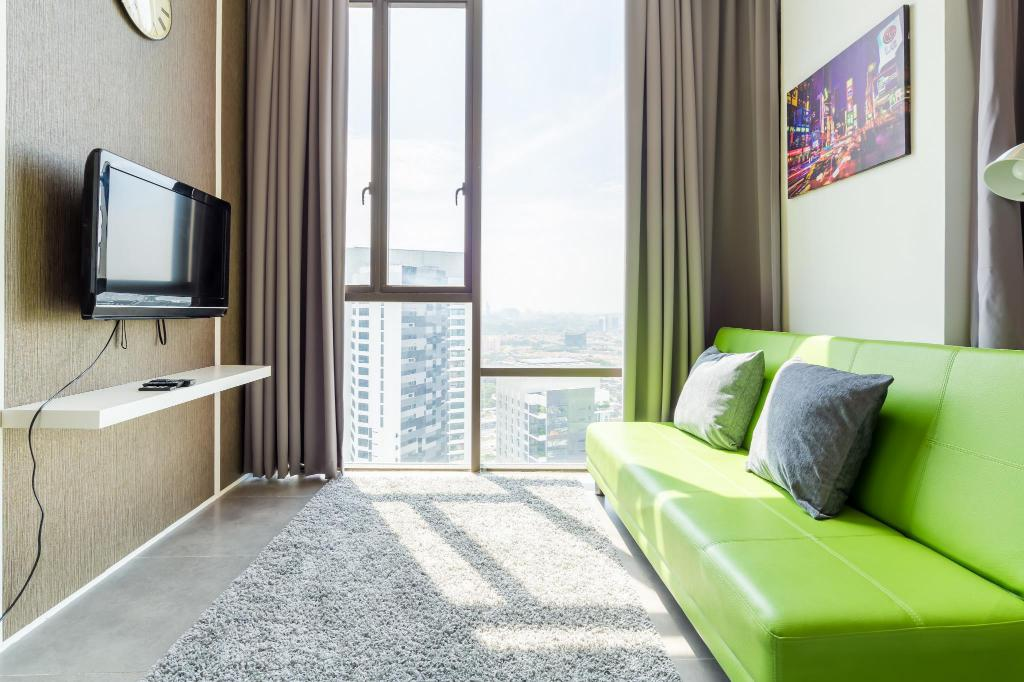 Studio Apartment (1-3 Person) - Guestroom SkyLivia @ Empire Damansara