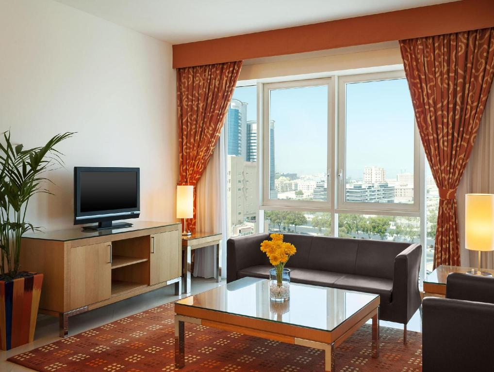 Interior view Four Points by Sheraton Downtown Dubai
