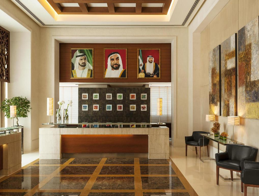 Lobby Four Points by Sheraton Sheikh Zayed Road Hotel