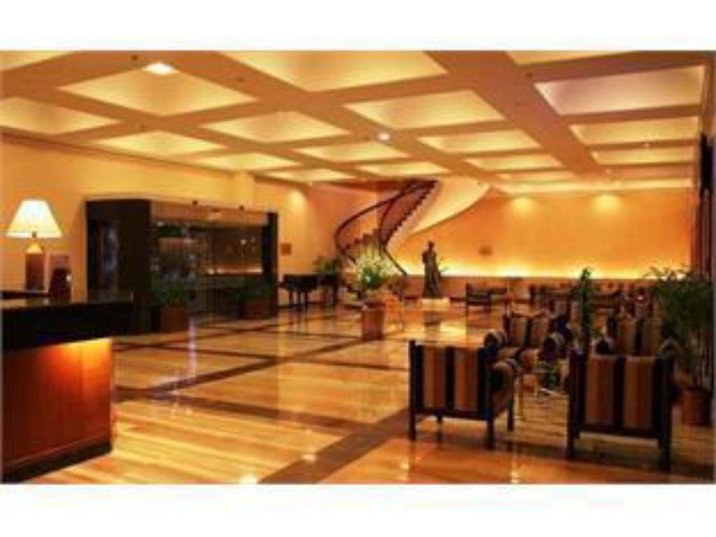 Lobby WelcomHotel Rama International - Member ITC Hotel Group
