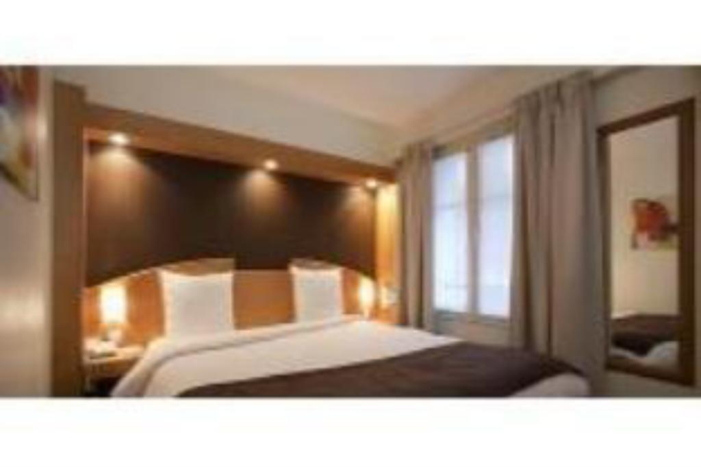 Ibis Styles Paris Voltaire Republique Hotel In France