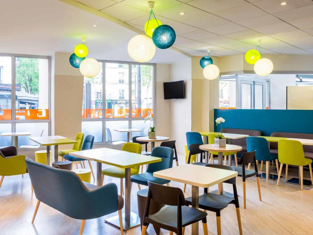 Coffee shop Ibis Styles Paris Gare De L'Est Chateau Landon Hotel
