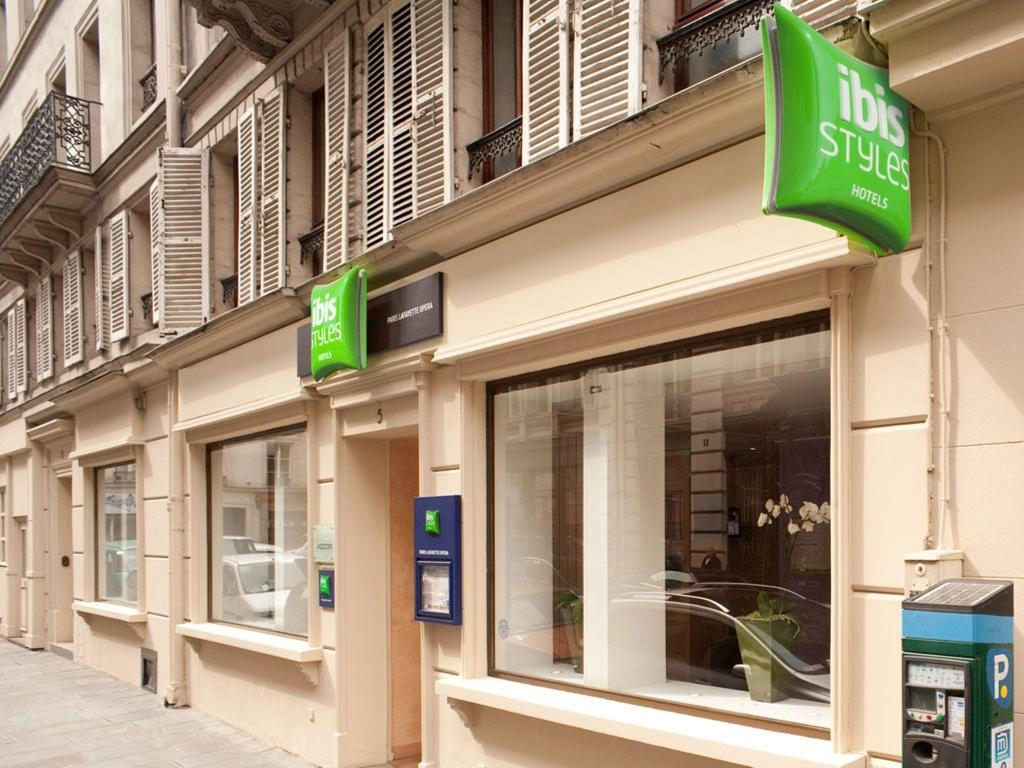 Ibis Styles Paris Lafayette Opera Hotel in France - Room Deals, Photos & Reviews