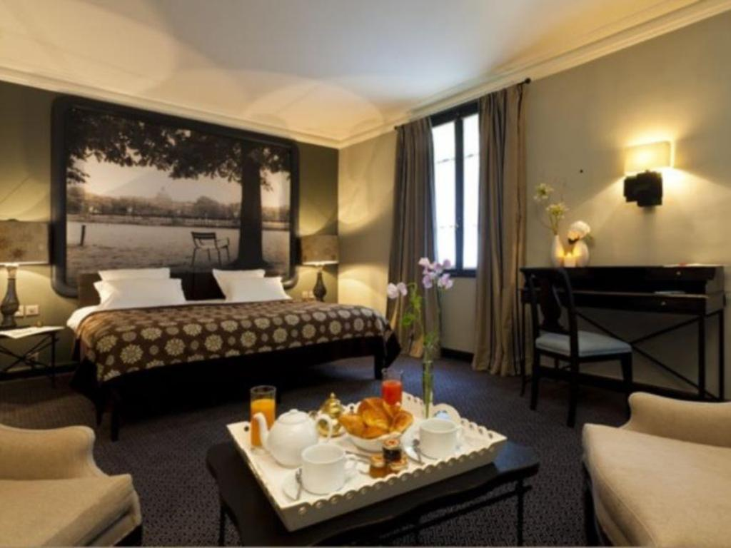 More about Hotel Fontaines du Luxembourg