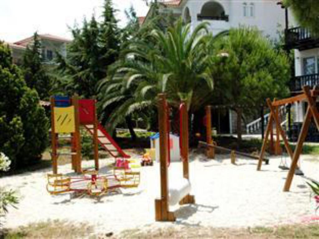 Instalaciones recreativas Alexander the Great Beach Hotel