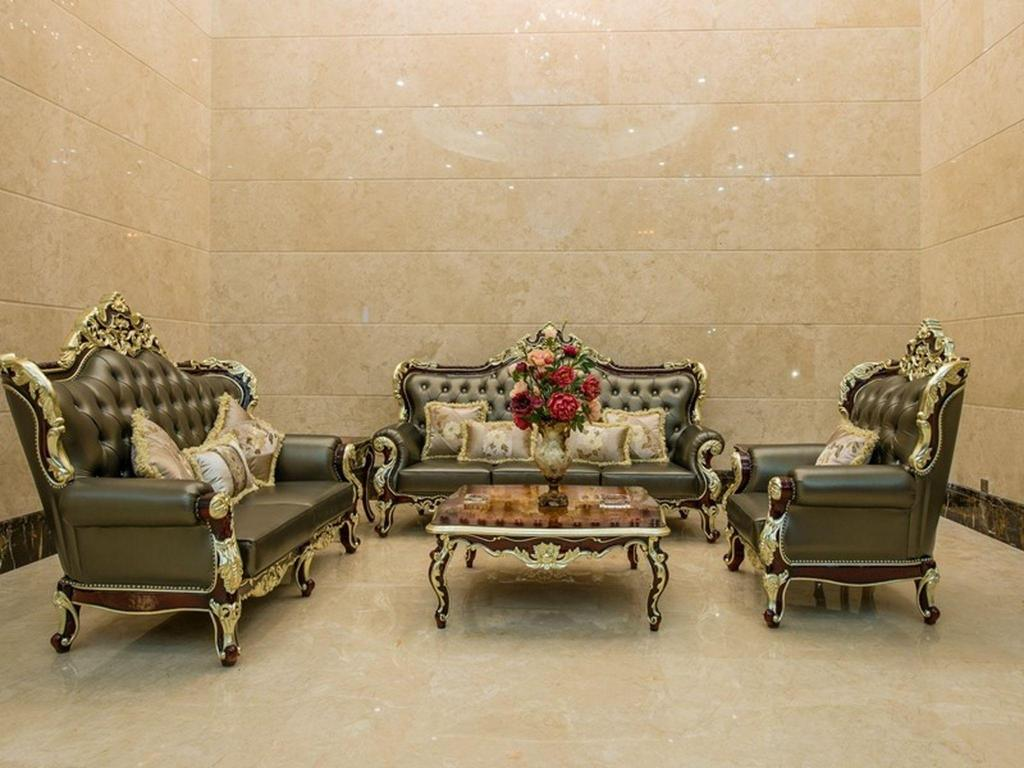 Lobby GreenTree Inn GuangDong Shantou Jinping District Leshan Road Business Hotel