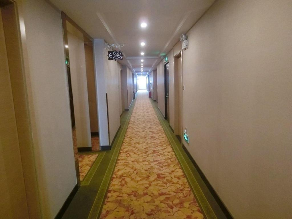Interior view GreenTree Inn GuangDong Shantou Jinping District Leshan Road Business Hotel
