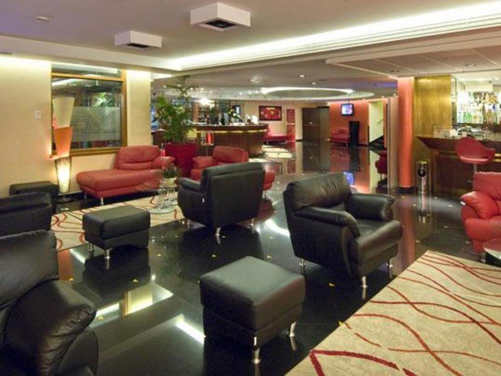 Lobby As Hotel Cambiago