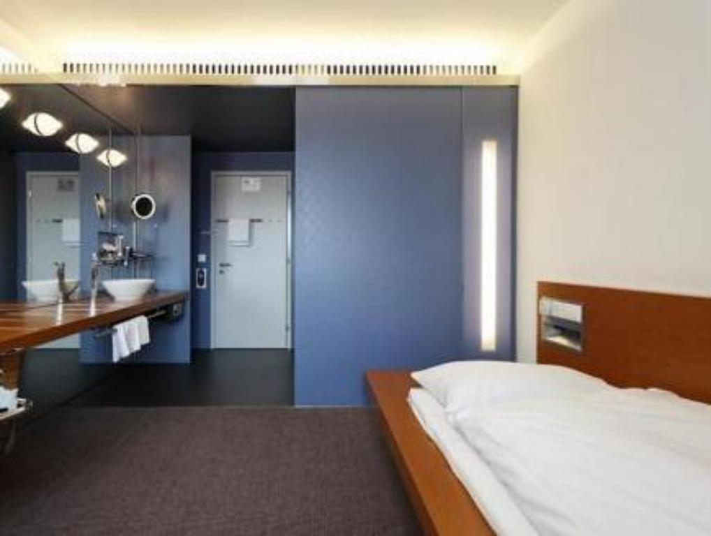 Single Room - Guestroom Hotel Cornavin