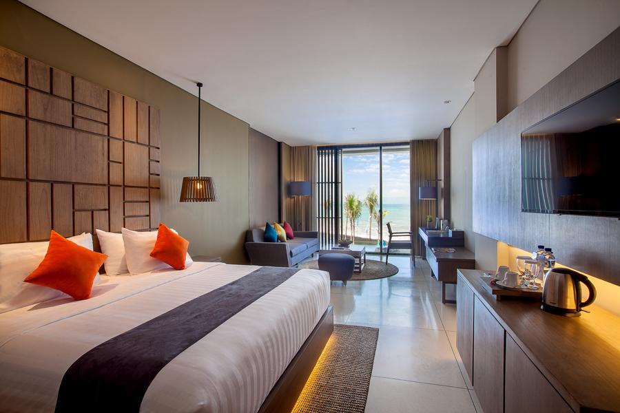 Resort King Room with Sea View