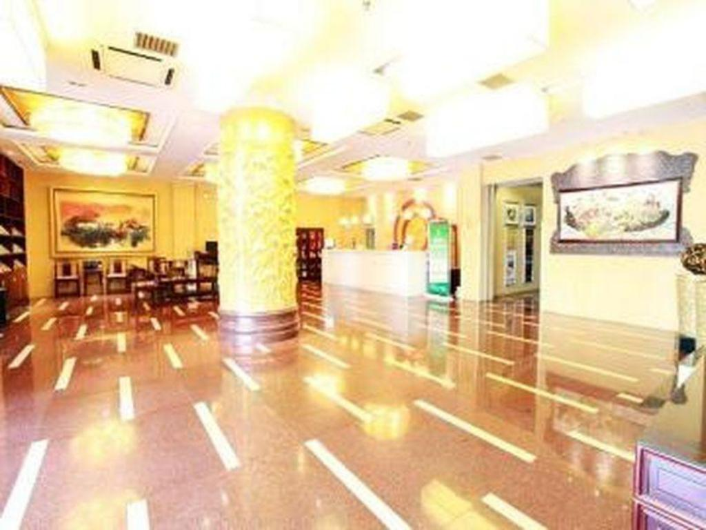ردهة جينجيانج إن فرع سيلكت هوانجشان شينان أفينو أولد ستريت (Jinjiang Inn Select Huangshan XinAn Avenue Old Street Branch)