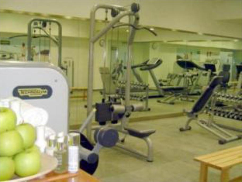 Fitness center Hotel Futura Centro Congressi