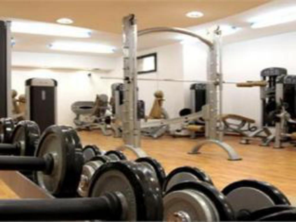 Fitness center Hotel Grillo
