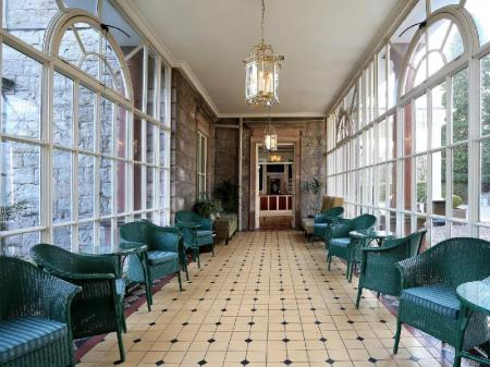 Vista interior Macdonald Leeming House