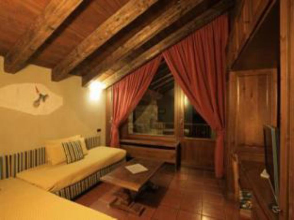 زوايا من الفندق Mont Blanc Hotel Village - Small Luxury Hotels of the World