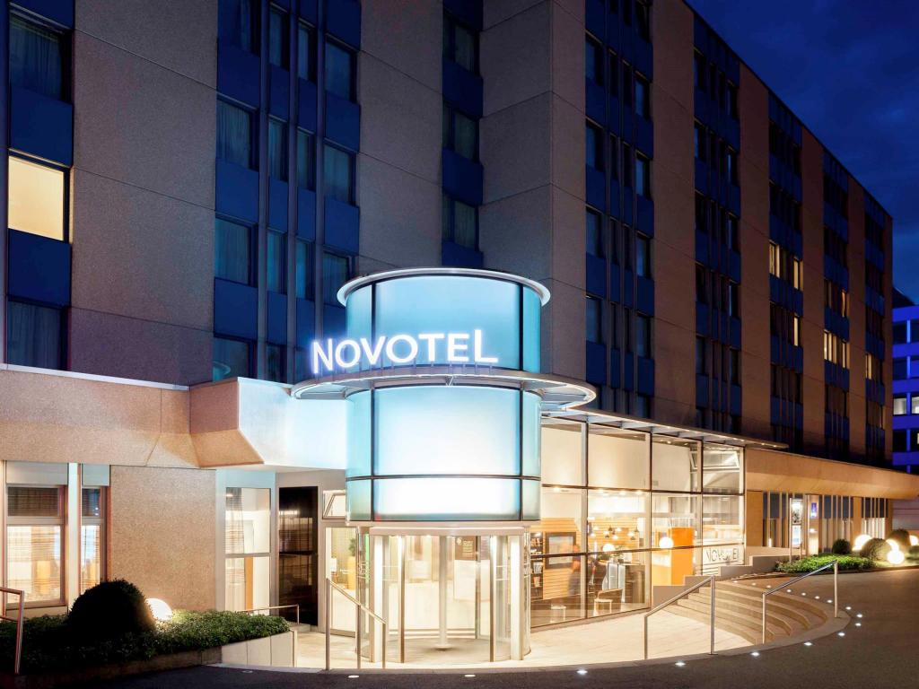 More about Novotel Zurich Airport Messe Hotel