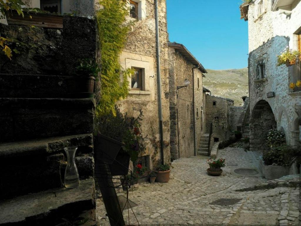 More about Sextantio Albergo Diffuso