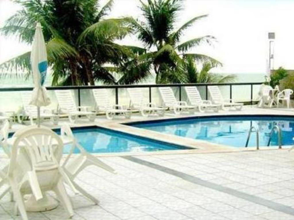 Piscina Hotel Dan Inn Mar Recife