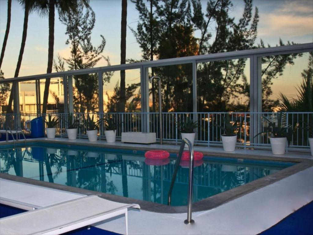 More About The Standard Hotel Hollywood
