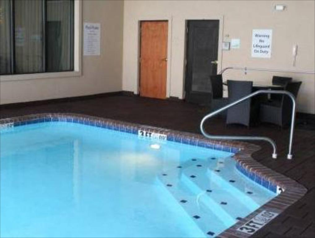 Swimming pool Holiday Inn Vicksburg