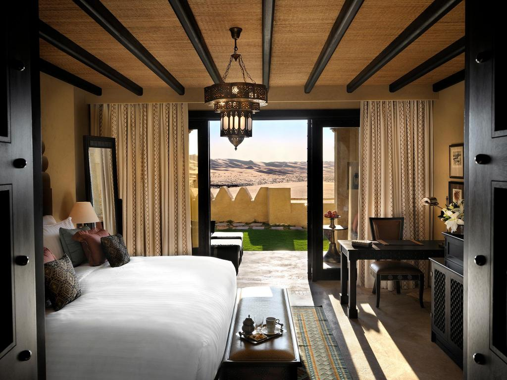 Deluxe Garden Room - View Qasr Al Sarab Desert Resort by Anantara