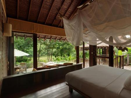 Interior view Six Senses Yao Noi
