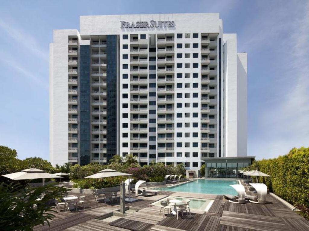 best price on fraser suites singapore in singapore reviews