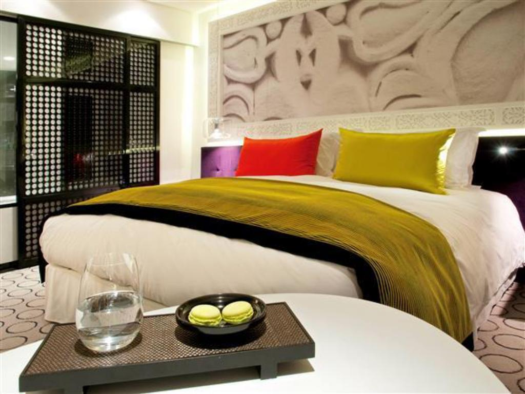 Luxury Room 1 Large Double Bed Sofitel Rabat Jardin Des Roses Hotel