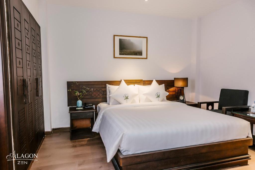 Das Alagon Zen Hotel & Spa in Ho Chi Minh Stadt buchen