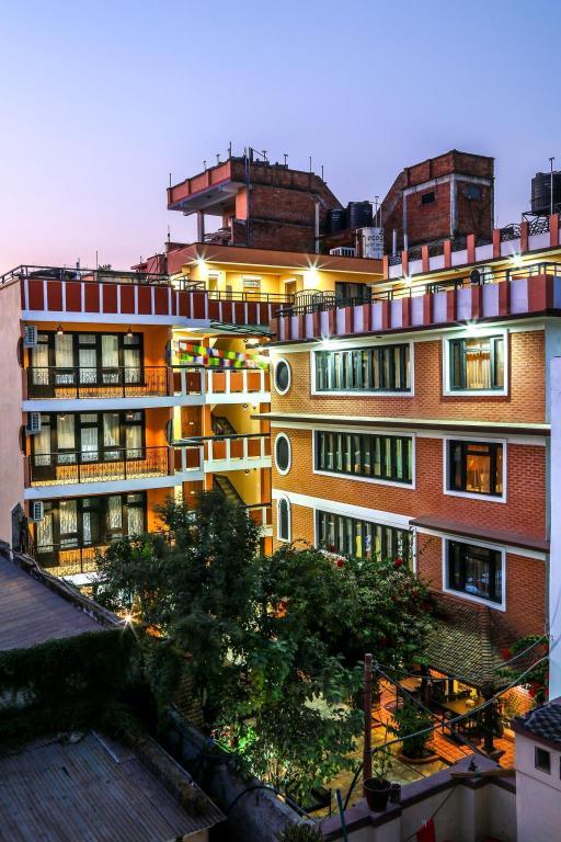 Boutique Hotel: Taleju Boutique Hotel In Kathmandu