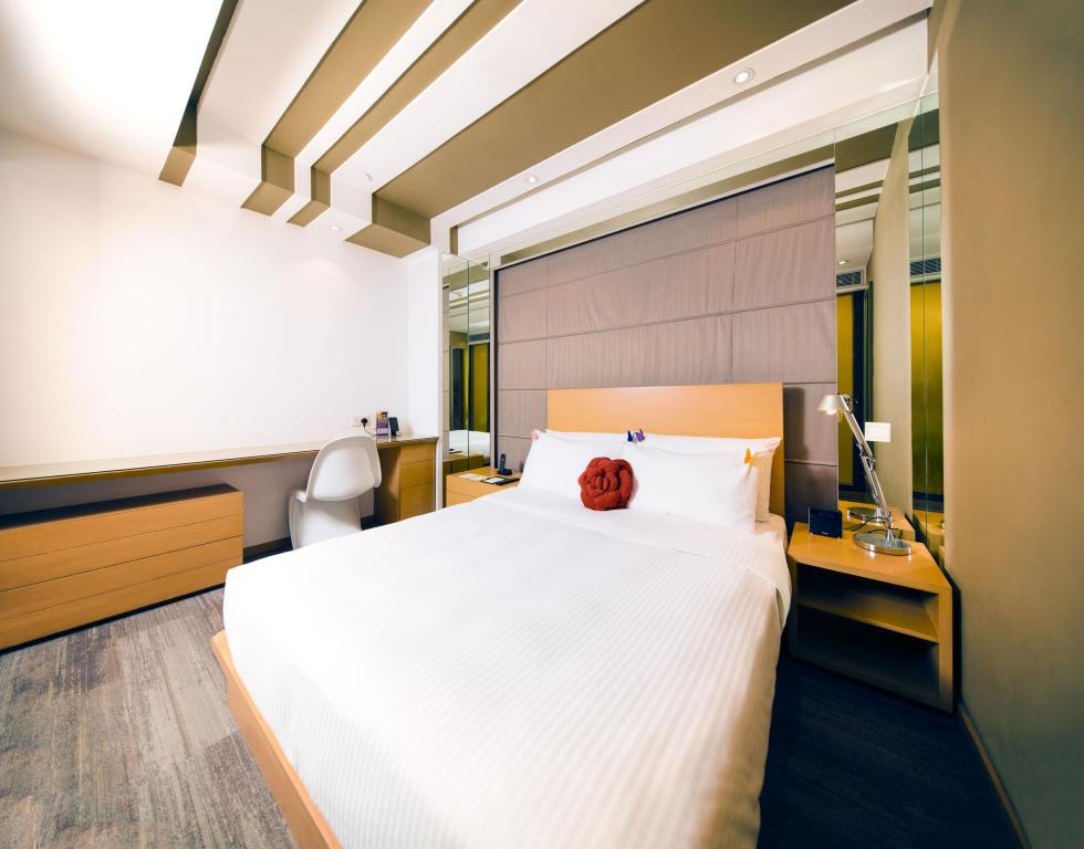 Superior - voodi Butterfly on Prat Boutique Hotel Tsim Sha Tsui