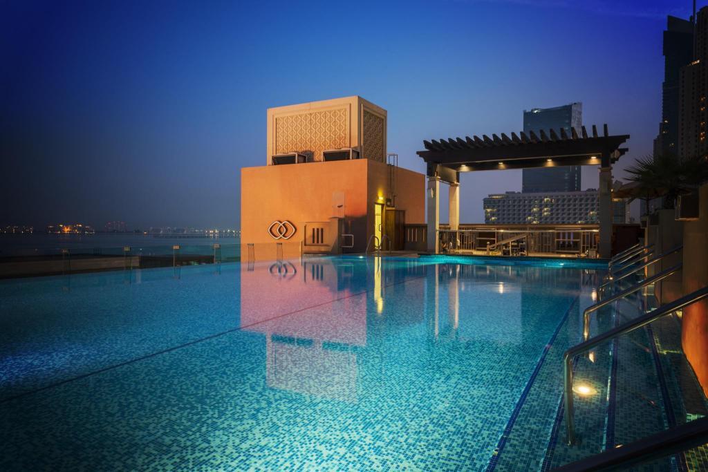 Sofitel dubai jumeirah beach in united arab emirates - Jumeirah beach hotel swimming pool ...