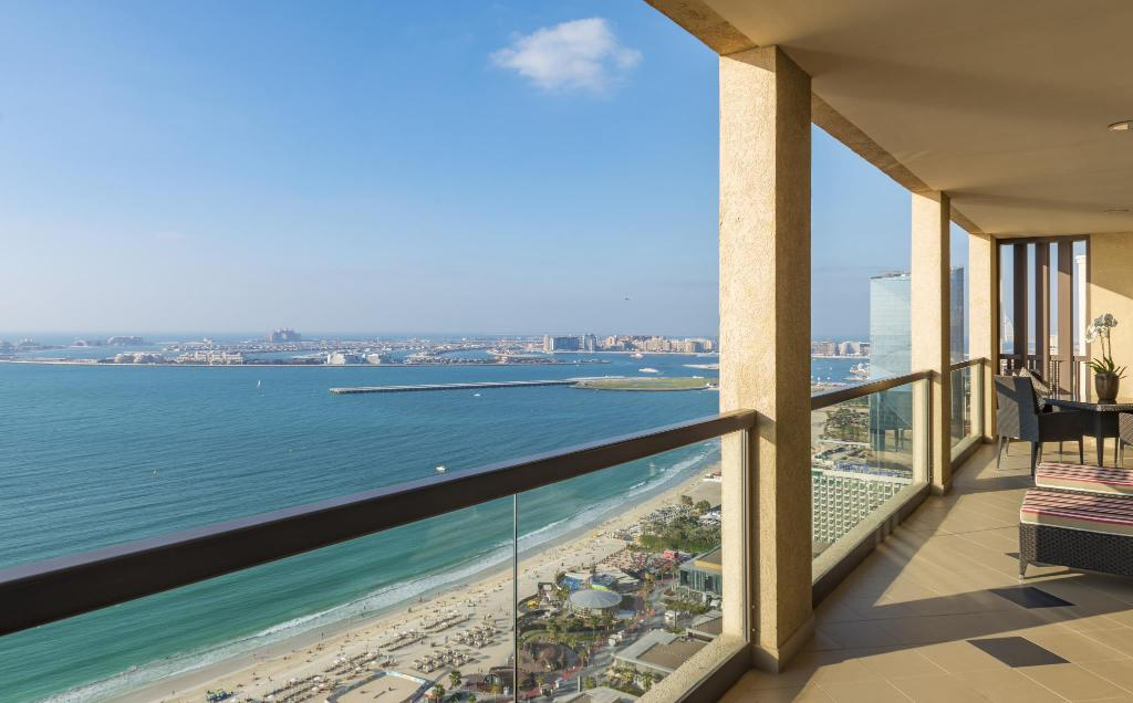 Best price on sofitel dubai jumeirah beach in dubai reviews for Dubai the best hotel