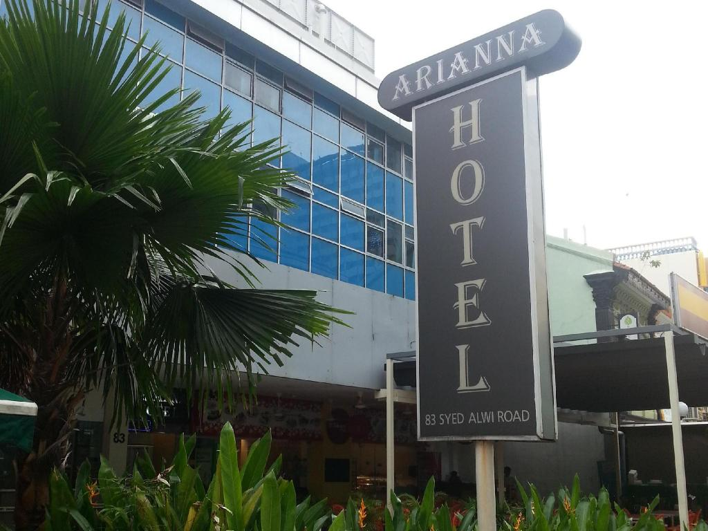 More about Arianna Hotel