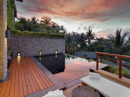 1-Bedroom Suite with Pool Andara Resort Villas