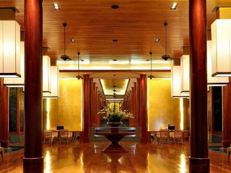 Lobby Andara Resort Villas