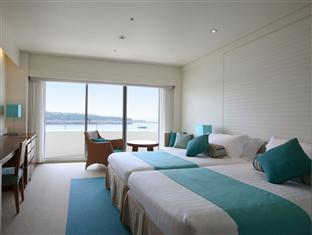 海洋景豪華雙床間 (Deluxe Ocean View Twin Bed)