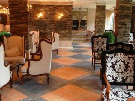 Lobby Andalusia Beach & Spa Hotel All Inclusive