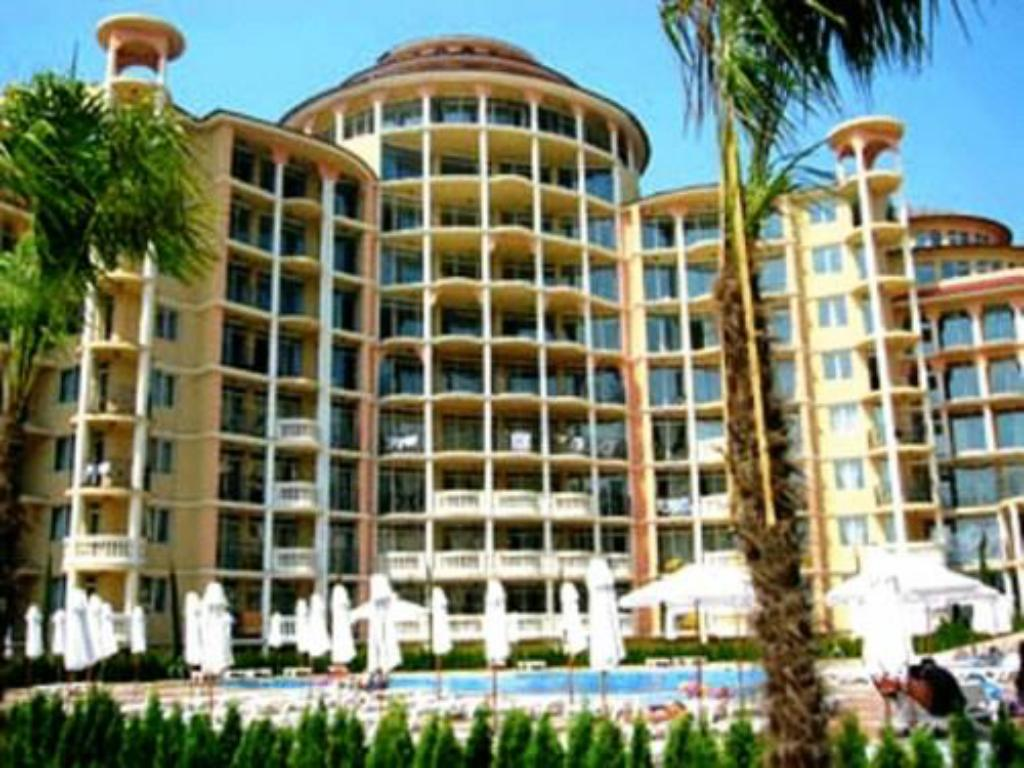 Exterior view Andalusia Beach & Spa Hotel All Inclusive