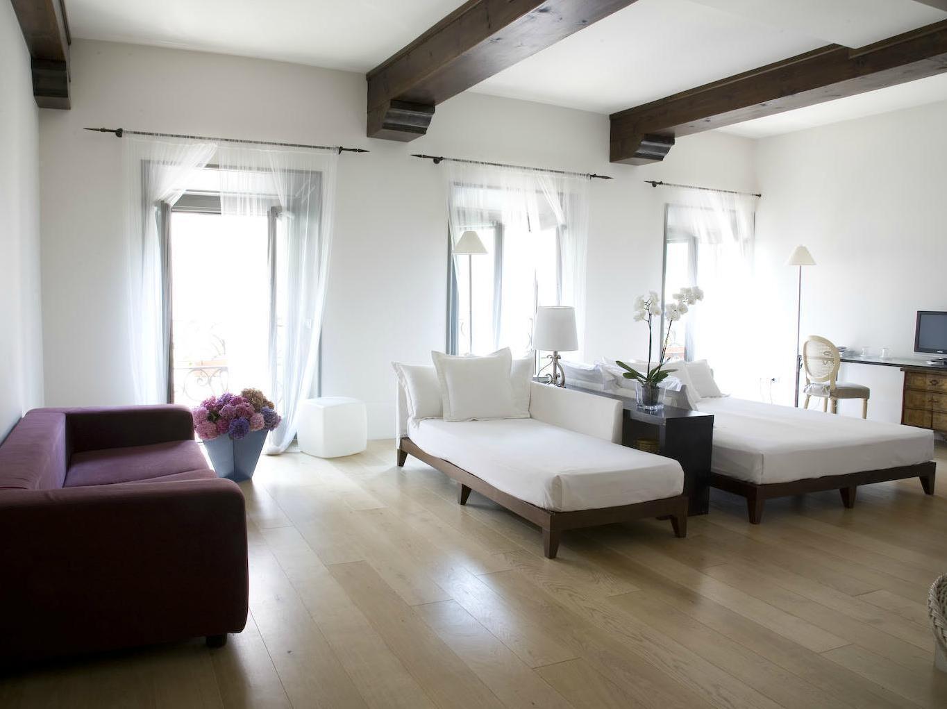 Antica Locanda Dei Mercanti Hotel City Center Milan Room