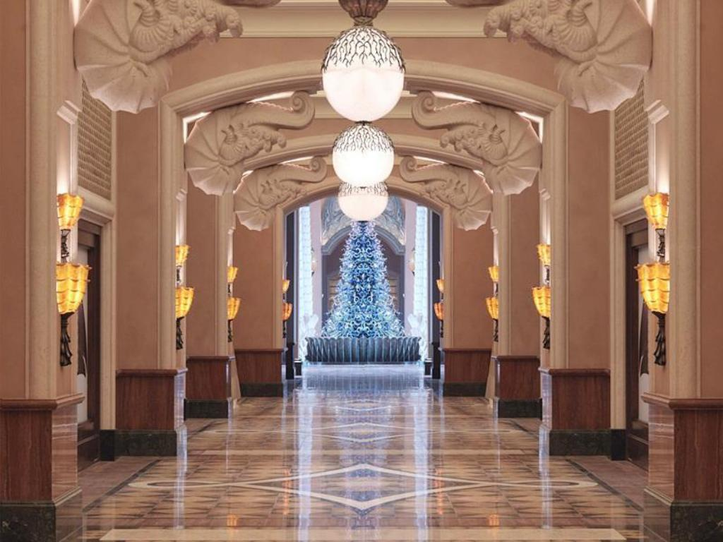 Lobby Atlantis The Palm Dubai