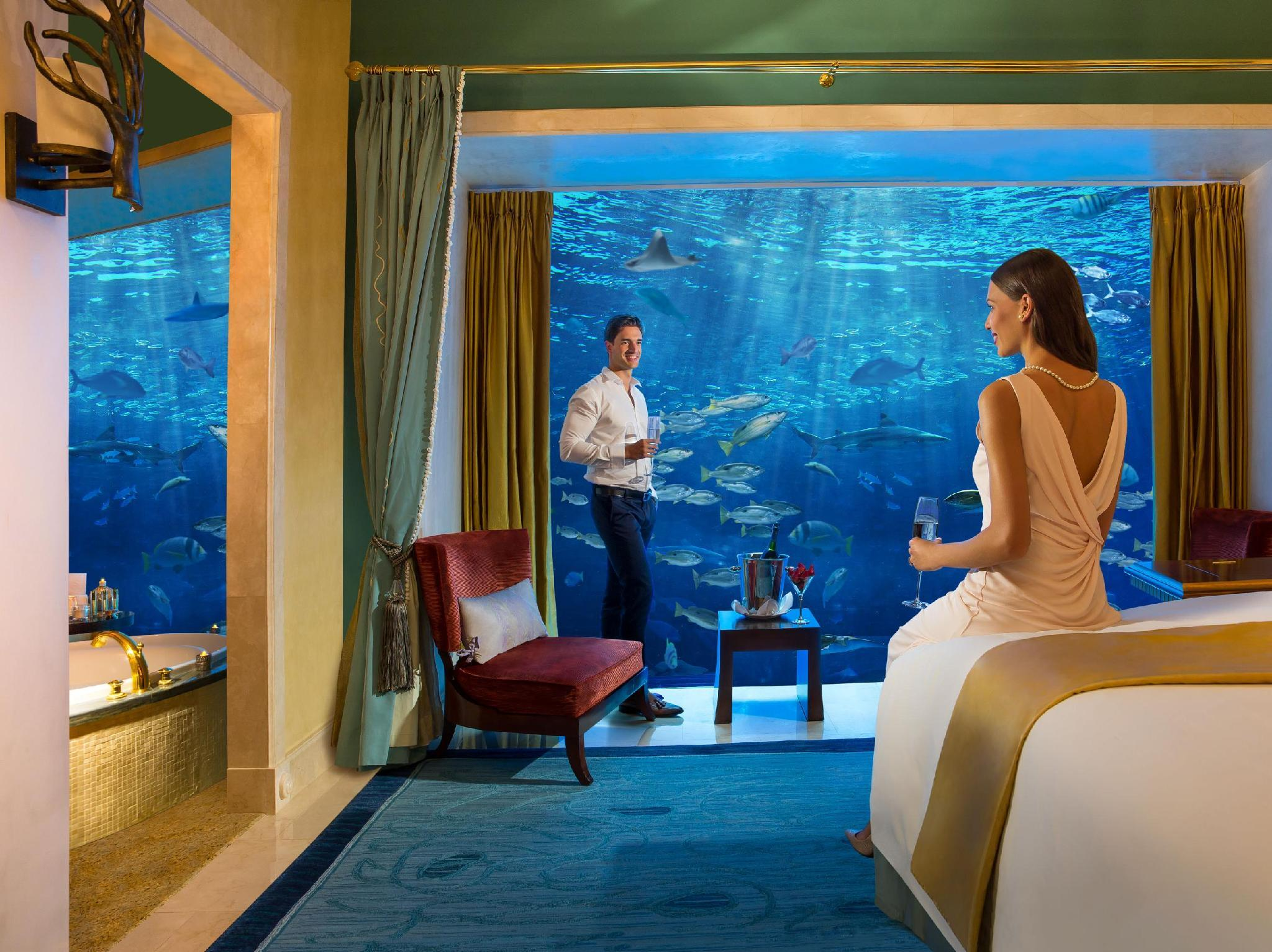 Best price on atlantis the palm dubai in dubai reviews for Best suites in dubai