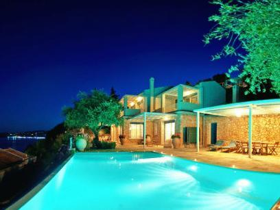 Luxury Villa, Private Pool, Sea View (Bianca) (4 single beds)