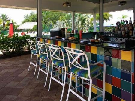 Bar Country Inn & Suites Orlando Maingate At Calypso Cay